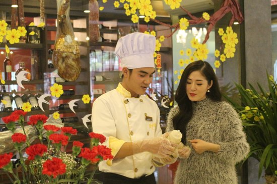 3Vins Restaurant & Wine Bar: Our chef on the tv show