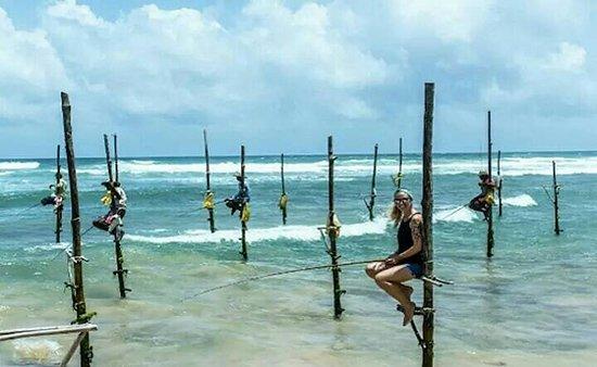 Polgahawela, Sri Lanka: السفر سيريلانكا صيد الطوالة هو واحد من الصيد التقليدي الأكثر إثارة للاهتمام طرق سيريلانكا اتصل ب