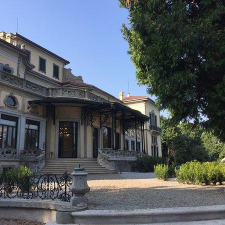 Arcore, إيطاليا: Villa Borromeo d'Adda
