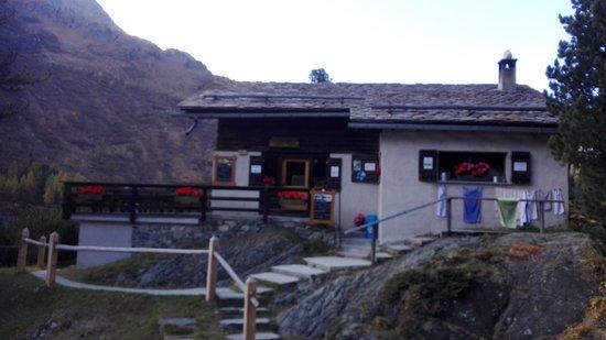 Maloja, Szwajcaria: Ristoro