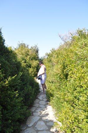 Canal D'Amour: sentier