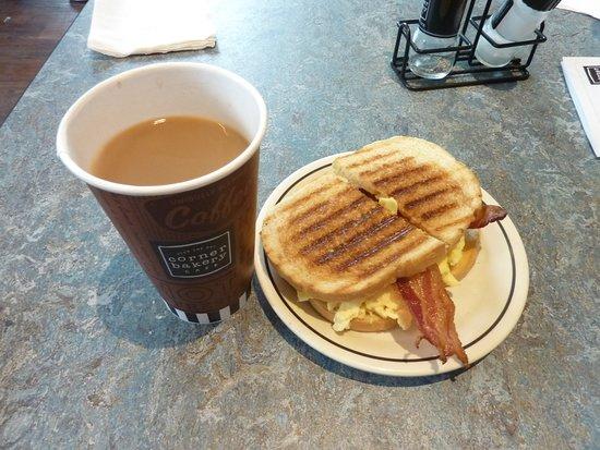 Bilde fra Corner Bakery Cafe