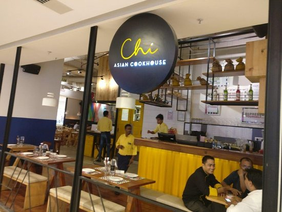 Chi Asian Cookhouse - Picture of Chi Asian Cookhouse, MOIN, Noida -  Tripadvisor