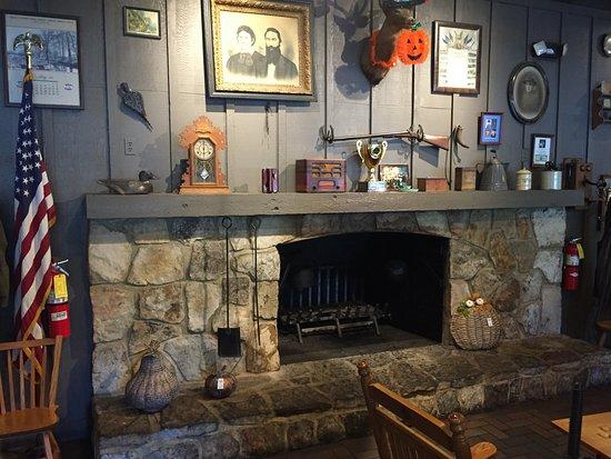 Grovetown, Джорджия: Fireplace season