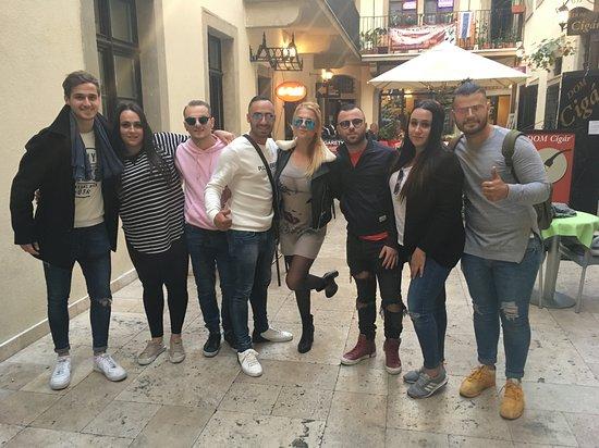 บราติสลาวา, สโลวะเกีย: mistednin gheziez taghna minn Malta