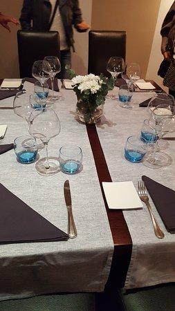 Deco De Table Photo De La Ferme De L Odet Quimper