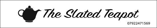 The Slated Teapot: our shop logo