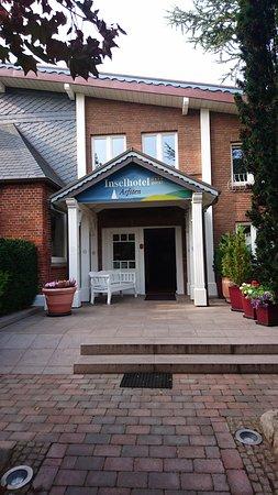 Inselhotel Arfsten Picture
