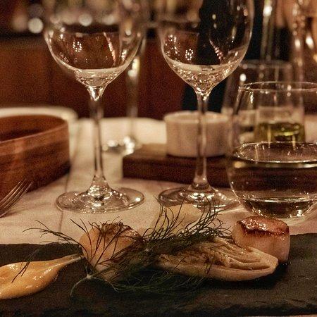 Tallberg, Σουηδία: Underbar vistelse. Mysiga rum med en bra historia. Omgivningarna är outstanding. Bra mat. Den un