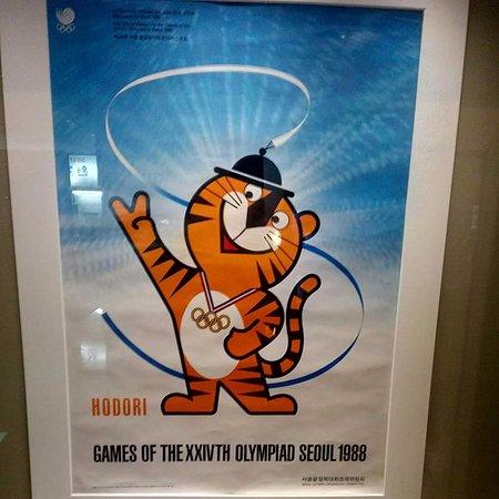 1988 Olympic mascot