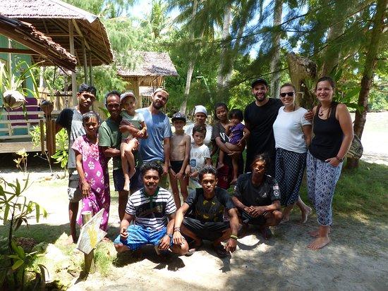 Togian Islands, อินโดนีเซีย: Crew