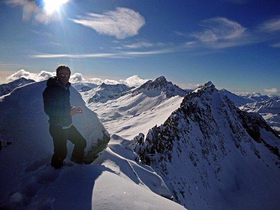 Francesco Cancarini-mountain guide