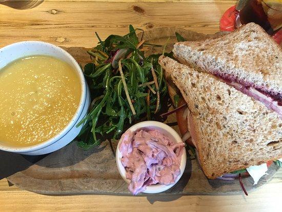 Killearn, UK: Sandwich