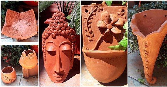 Mud Effects Pottery Studio