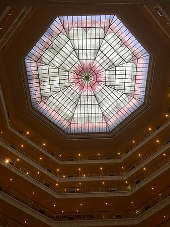The Westin Grand Berlin: Another one of roof top centre