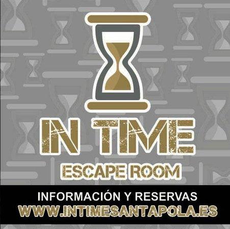 In Time Escape Room