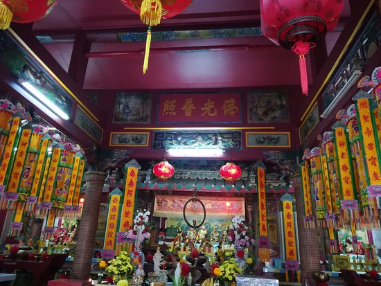 ‪Chao Mae Kow Leng Jee Shrine‬