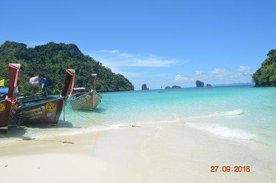เกาะทับ: beach