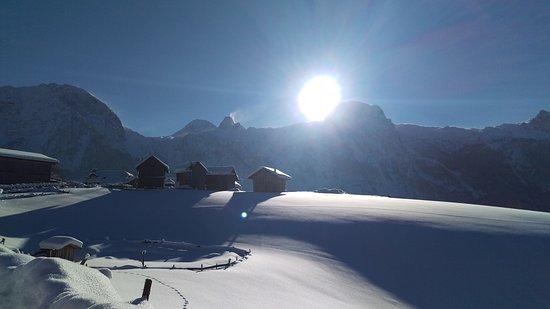 Abtenau, Αυστρία: Winterlandschaft