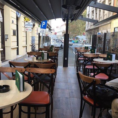 Bagua Caffe Bar Picture Of Bagua Zagreb Tripadvisor