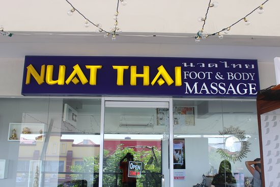 ‪Nuat Thai Foot & Body Massage‬