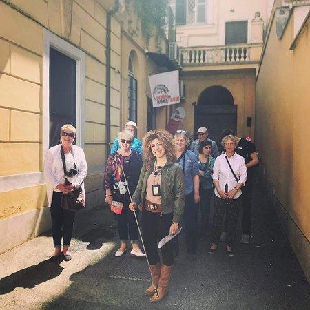 享乐在罗马旅游团