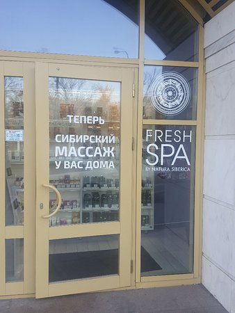 Fresh Spa by Natura Siberica