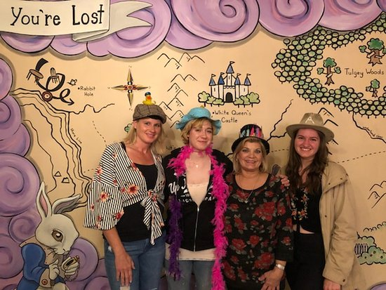 Hidden Trail Escape Rooms