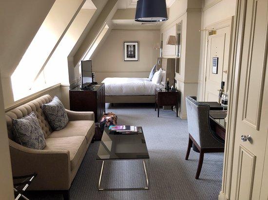 Waldorf Astoria Edinburgh - The Caledonian: room 511