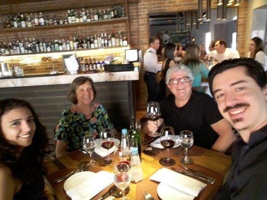 Sal Gastronomia: Em familia