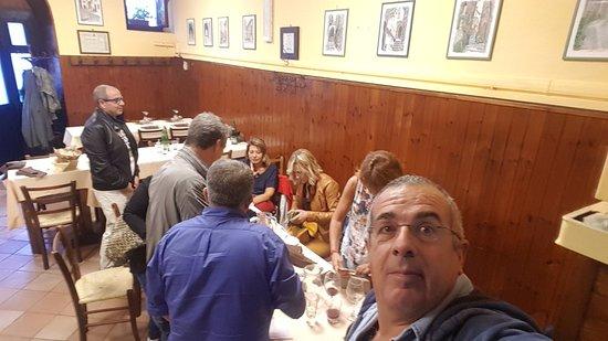 Canepina, إيطاليا: Numero uno! Antonio e staff veramente disponibili e bravi! Tappa fissa x i funghi e altro! Grand