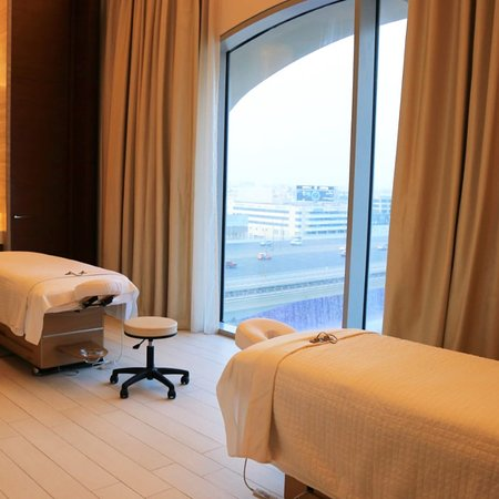Elegance and Comfort at Hilton Dubai AHC