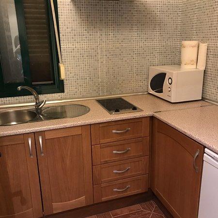 Apartamentos Turisticos Los Panchos: Un apartamento muy limpio y cuenta con todo detalle