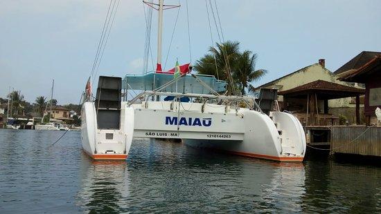 Maiau Catamaran