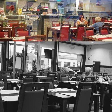 Trofa, Portugal: Restaurante D'alma