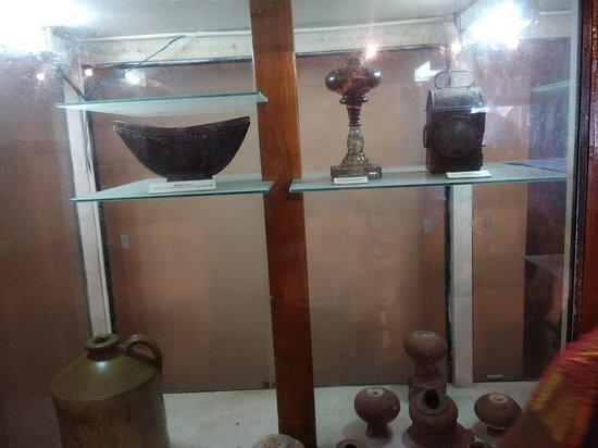 Tranquebar, الهند: Artefacts