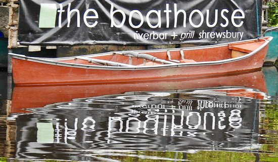 Sabrina Boat Trips: The Boathouse