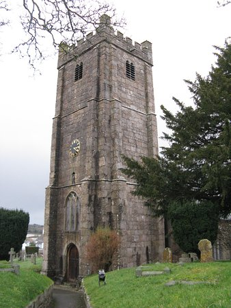 St Michael's Church Chagford