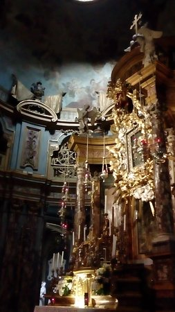 Santuario Basilica La Consolata: Altare dello Juvarra