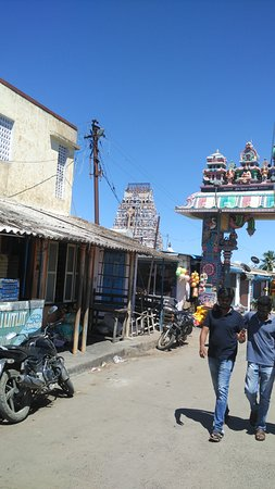 Thiruporur Murugan Temple
