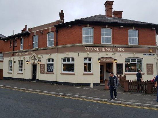 Durrington, UK: The Stonehenge Inn and Carvery