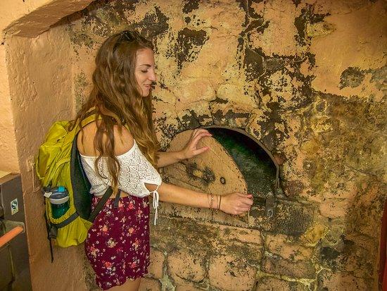 Taste Buddies: Old Patisserie oven