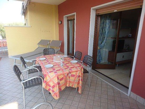 Assenza, Italia: Residence Due Leoni