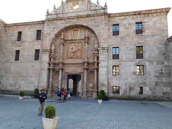 San Millan de la Cogolla, สเปน: Monasterio de Yuso