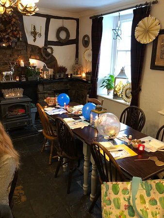 The Brewery Inn Cosheston Photo