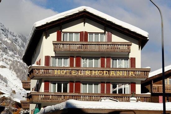 great location great stay review of hotel rhodania zermatt rh tripadvisor co za