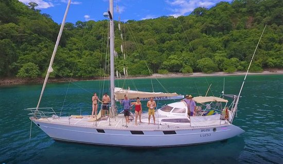 Playas del Coco, Costa Rica : Kuna Vela