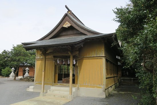 Amenotanagao Shrine