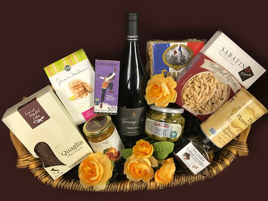 Gourmet Phile: Let us help you impress your family, friends or clients with a. Gourmet Phile. Gift basket