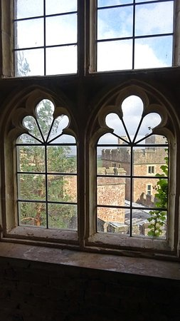 View from Keep Garden Exhibition Room